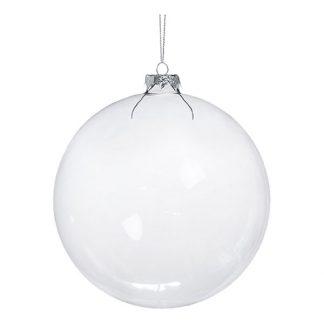Glasbubblor Hängande Dekoration - 4-pack