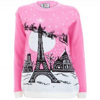 Jultröja Christmas In Paris