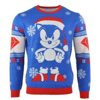 Jultröja Sonic The Hedgehog