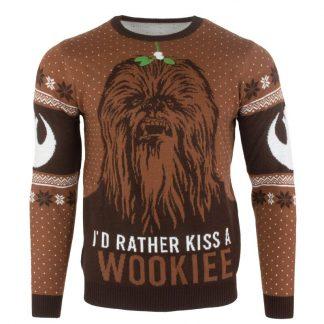 Jultröja Star Wars Chewbacca