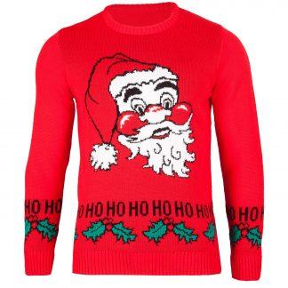 Jultröja Ugly Santa