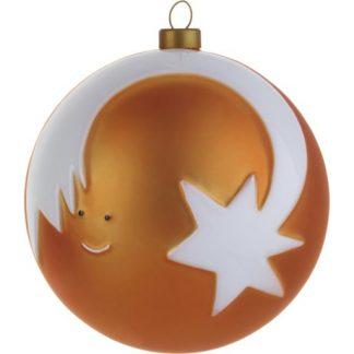 Alessi - Stora julgranskulor, Stjärna