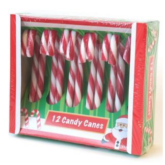 Polkagrisar Julkäppar 12-pack