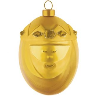 Alessi - Guldiga julgranskulor, Melker
