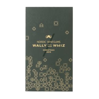 Wally and Whiz Adventskalender - Racing Green
