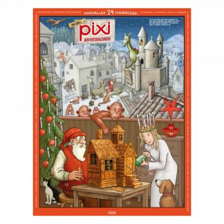 Adventskalender Pixi - Jan Lööf