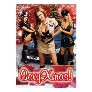 Adventskalender Sexy Xmas - Police woman