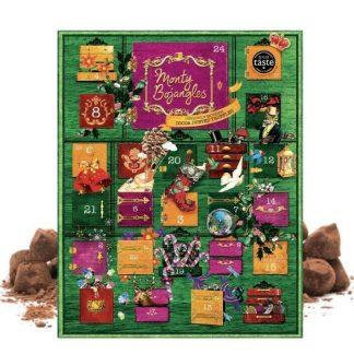 Chokladkalender Winter Wonderland - Monty Bojangles