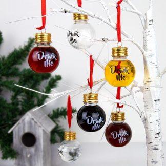 Julgranskulor - Festive Boozeballs, 6-pack
