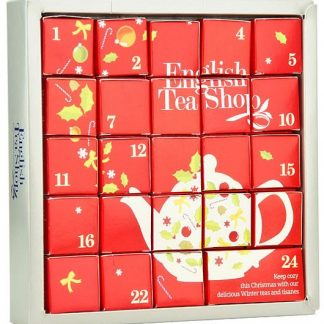 Te-Adventskalender (ekologisk) - English Tea Shop
