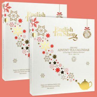 Tekalender - Ekologiskt te, 2 kalendrar