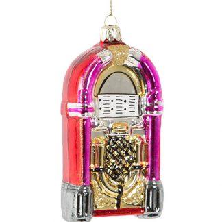 Julgranskula jukebox