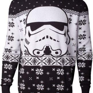 Star Wars Licensierad Stormtrooper Jultröja