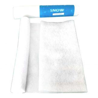 Konstgjord Snö på Rulle - 1-pack