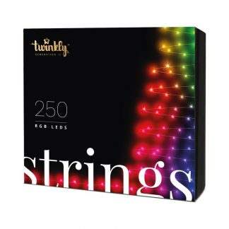 Twinkly Strings 250 LED Appstyrd Julgransbelysning
