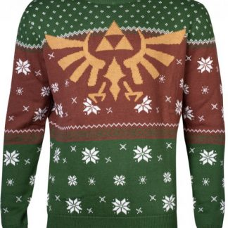 Licensierad Zelda Jultröja