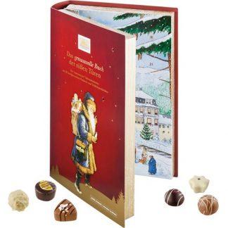 Adventskalender Bok - Choklad, 2020