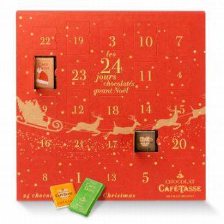 *FÖRBOKNING* Chokladkalender - Café Tasse