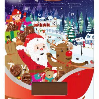 *FÖRBOKNING* Chokladkalender från Thorntons