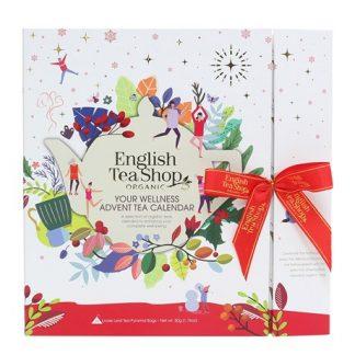 Tekalender - Your Wellness, English Tea Shop, 1 kalender