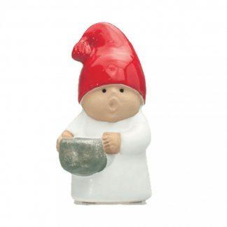 Adventsbarn Tomte, 12,5 cm