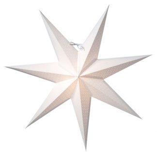 Aino Julstjärna Vit 100 cm