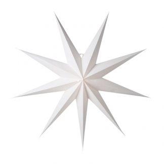 Aino Julstjärna Vit 44 cm