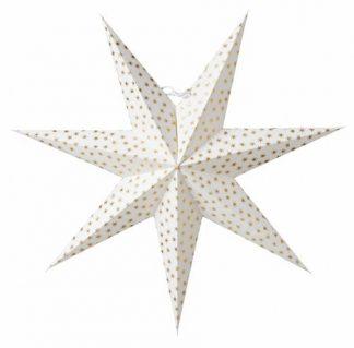 Asta Julstjärna Guld 60 cm