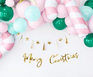 Girlang Merry Christmas