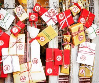 Paketkalender 24 gåvor - Flicka