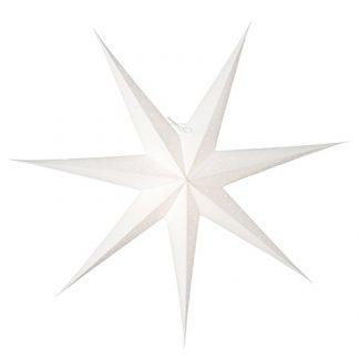 Stella Julstjärna Vit 80 cm