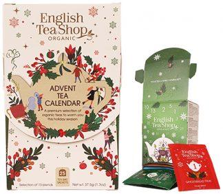 Te-Adventskalender Ask (Ekologisk) - English Tea Shop