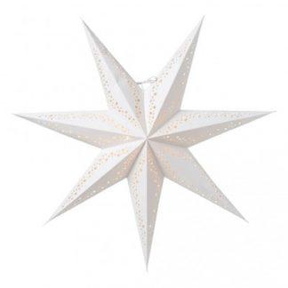 Vintergatan Julstjärna slim 60 Vit