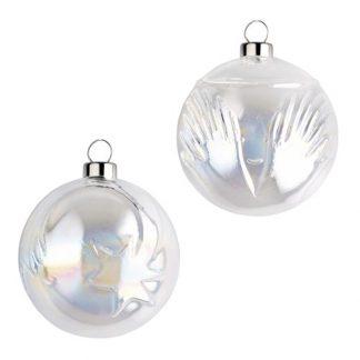 Alessi - Julgranskulor, Ängel och stjärna