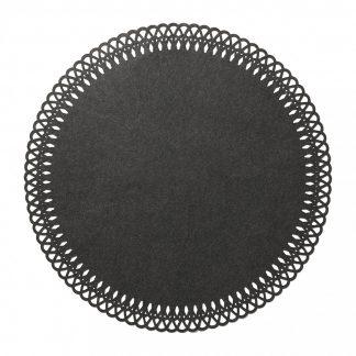 Julgransmatta Spets Ø 110 cm