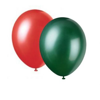 Ballonger Röd, Grön