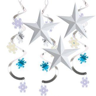 Dekorationskit för Vinterfesten