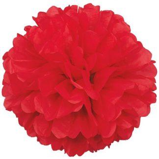 Pappersboll, Pom Pom Röd
