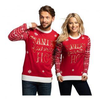 Santa's Favorite Ho Jultröja - XX-Large