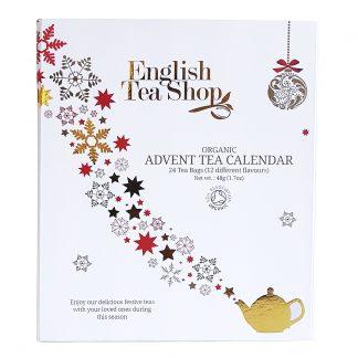 English Teashop - Advent Tea Calendar Eko Vit