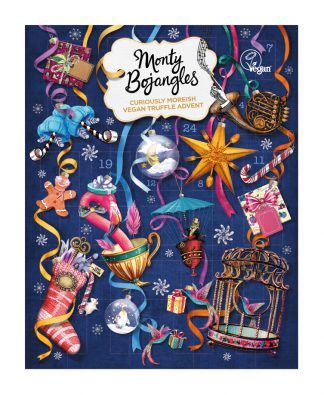 *FÖRBOKNING* Chokladkalender Winter Wonderland Vegan