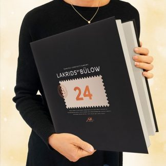 Lakritskalender 2021 - Lakrits by Bülow, Lakrits
