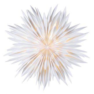 Maja Julstjärna Vit 60 cm