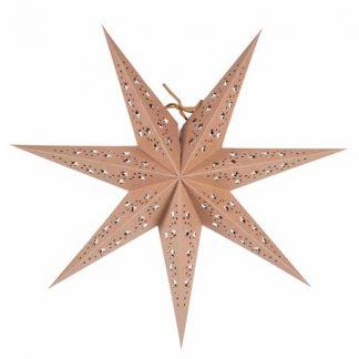 Vintergatan Julstjärna Natur 44 cm