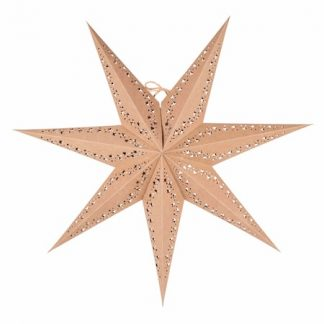 Vintergatan Julstjärna Natur 60 cm