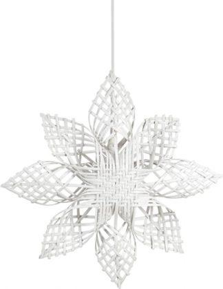 Anna Star Julstjärna 45cm Vit