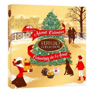 Ferrero Collection Chokladkalender - 271 gram