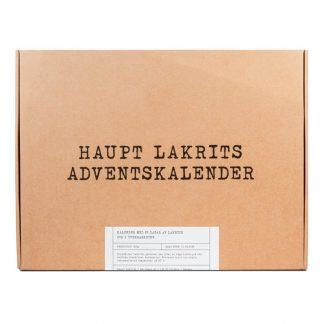 Haupt Lakrits Adventskalender