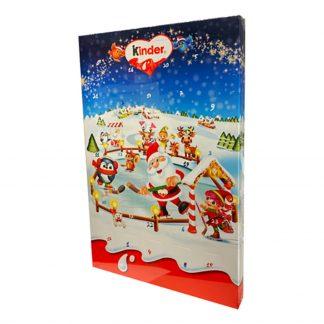 Kinder Chokladkalender - 152 gram