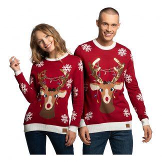 Reindeer Jultröja - X-Large